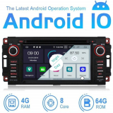 Chrysler-Jeep Android 10.0 OS