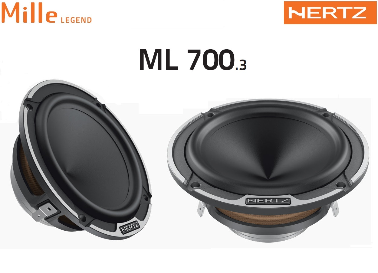 Hertz ML 700.3 Legend